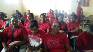 Port Au Prince: More Workers Get Organized