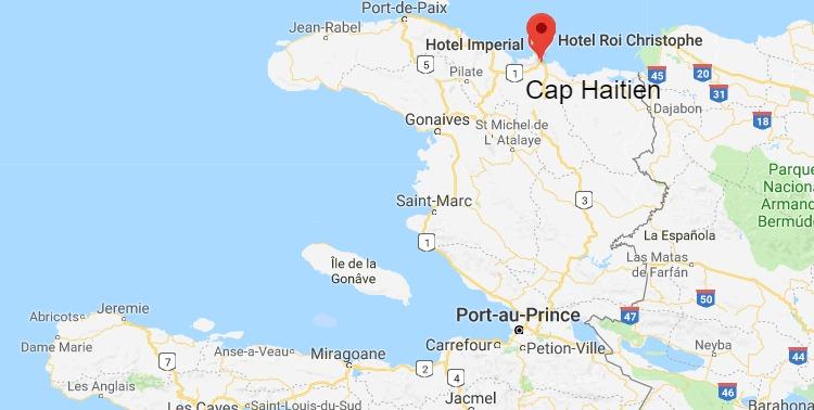 cap-haitien-google-maps