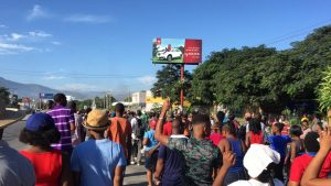 Support Haiti Workers Among Uprising
